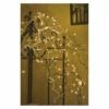 Kép 4/10 - EMOS LED karácsonyi nano fényfüzér, réz, 10 m, meleg fehér, időzítő, IP44