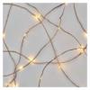 Kép 8/10 - EMOS LED karácsonyi nano fényfüzér, réz, 10 m, meleg fehér, időzítő, IP44