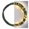 Kép 7/10 - EMOS LED karácsonyi nano fényfüzér, zöld, 7.5 m, meleg fehér, időzítő, IP44