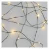 Kép 8/10 - EMOS LED karácsonyi nano fényfüzér, zöld, 7.5 m, meleg fehér, időzítő, IP44