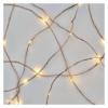Kép 8/10 - EMOS LED karácsonyi nano fényfüzér, 1.9 m, 2x AA, beltéri, meleg fehér, időzítő