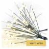 Kép 4/9 - EMOS LED fényfüzér fürtök, nano, 2.35 m, beltéri, meleg fehér, időzítő
