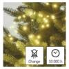 Kép 7/10 - EMOS LED fényfüzér fürtök, nano, 8 m, beltéri, meleg fehér, időzítő