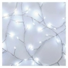 Kép 2/10 - EMOS LED karácsonyi nano fényfüzér süni, 2.4 m, 3x AA, beltéri, hideg fehér, időzítő