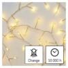Kép 7/10 - EMOS LED karácsonyi nano fényfüzér süni, 2.4 m, 3x AA, beltéri, meleg fehér, időzítő