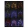 Kép 6/6 - EMOS LED karácsonyi fényfüzér, 16 m, RGB, távirányító, programok, időzítő, IP44