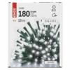 Kép 5/10 - EMOS LED karácsonyi fényfüzér, 18 m, hideg fehér, időzítő, IP44