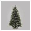 Kép 2/10 - EMOS LED karácsonyi fényfüzér, 24 m, hideg fehér, időzítő, IP44