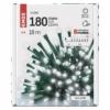 Kép 6/10 - EMOS LED karácsonyi fényfüzér, 18 m, hideg fehér, programokkal, IP44