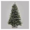 Kép 3/10 - EMOS LED karácsonyi fényfüzér, 24 m, hideg fehér, programokkal, IP44