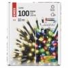 Kép 5/9 - EMOS LED karácsonyi fényfüzér 2 az 1-ben, 10 m, meleg fehér/többszínű, programozható, IP44