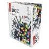 Kép 6/9 - EMOS LED karácsonyi fényfüzér 2 az 1-ben, 10 m, hideg fehér/többszínű, programozható, IP44