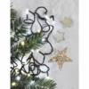 Kép 8/9 - EMOS LED karácsonyi fényfüzér, pulzáló, 12 m, meleg/hideg fehér, időzítő, IP44
