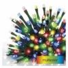 Kép 4/10 - EMOS LED karácsonyi fényfüzér, 4 m, többszínű, időzítő, IP44