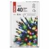 Kép 6/10 - EMOS LED karácsonyi fényfüzér, 4 m, többszínű, időzítő, IP44