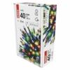 Kép 7/10 - EMOS LED karácsonyi fényfüzér, 4 m, többszínű, időzítő, IP44