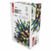 Kép 7/10 - EMOS LED karácsonyi fényfüzér, 8 m, többszínű, időzítő, IP44