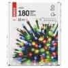 Kép 6/10 - EMOS LED karácsonyi fényfüzér, 18 m, kültéri és beltéri, többszínű, időzítő