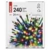 Kép 6/10 - EMOS LED karácsonyi fényfüzér, 24 m, kültéri és beltéri, többszínű, időzítő