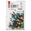 Kép 6/10 - EMOS LED karácsonyi fényfüzér, 12 m, többszínű, programokkal, IP44