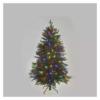 Kép 3/10 - EMOS LED karácsonyi fényfüzér, 18 m, többszínű, programokkal, IP44