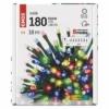 Kép 6/10 - EMOS LED karácsonyi fényfüzér, 18 m, többszínű, programokkal, IP44