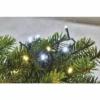 Kép 7/8 - EMOS LED karácsonyi fényfüzér, villogó, 12 m, meleg/hideg fehér, időzítő, IP44