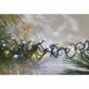 Kép 8/8 - EMOS LED karácsonyi fényfüzér, villogó, 12 m, meleg/hideg fehér, időzítő, IP44