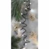 Kép 7/7 - EMOS LED karácsonyi fényfüzér, 8 m, meleg/hideg fehér, időzítő, IP44