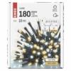 Kép 5/7 - EMOS LED karácsonyi fényfüzér, 18 m, meleg/hideg fehér, időzítő, IP44