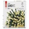 Kép 6/10 - EMOS LED karácsonyi fényfüzér, 18 m, meleg fehér, időzítő, IP44