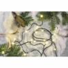 Kép 7/8 - EMOS LED karácsonyi fényfüzér, zöld, 12 m, meleg fehér, IP44