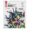Kép 6/10 - EMOS LED karácsonyi fényfüzér süni, 8 m, többszínű, időzítő, IP44
