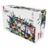 Kép 7/10 - EMOS LED karácsonyi fényfüzér süni, 12 m, többszínű, időzítő, IP44