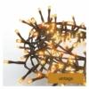 Kép 4/10 - EMOS LED karácsonyi fényfüzér süni, 12 m, vintage, időzítő, IP44