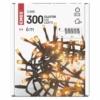 Kép 5/7 - EMOS LED karácsonyi fényfüzér süni, 6 m, vintage, időzítő, IP44