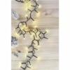 Kép 9/10 - EMOS LED karácsonyi fényfüzér süni, 12 m, meleg fehér, időzítő, IP44