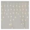 Kép 2/10 - EMOS LED karácsonyi jégcsapok, 5 m, meleg fehér, távirányító, progr, időzítő, IP44