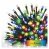 Kép 3/9 - EMOS LED karácsonyi fényfüzér, 2.5 m, beltéri, többszínű