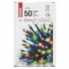 Kép 5/9 - EMOS LED karácsonyi fényfüzér, 2.5 m, beltéri, többszínű