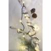 Kép 8/9 - EMOS LED karácsonyi fényfüzér, 5 m, beltéri, meleg fehér