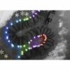 Kép 7/8 - EMOS LED karácsonyi fényfüzér, cseresznye golyók, 10 m, RGB, távirányító, programok, időzítő, IP44