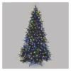 Kép 3/10 - EMOS LED karácsonyi fényfüzér, cseresznye golyók, 48 m, többszínű, időzítő, IP44
