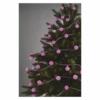 Kép 7/10 - EMOS LED fényfüzér, cseresznye golyók 2.5 cm, 4 m, pink, időzítő, IP44