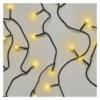 Kép 2/10 - EMOS LED karácsonyi fényfüzér, cseresznye golyók, 48 m meleg fehér, időzító, IP44
