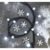 Kép 8/9 - EMOS LED karácsonyi fényfüzér, cseresznye golyók, 2.5 m, beltéri, hideg fehér