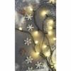 Kép 8/9 - EMOS LED karácsonyi fényfüzér, cseresznye golyók, 10 m, beltéri, meleg fehér
