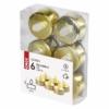 Kép 4/5 - EMOS LED dekoráció 6x teamécses, arany, 6x CR2032, beltéri, vintage