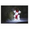 Kép 7/8 - EMOS LED karácsonyi rénszarvas, 34.5 cm, kültéri és beltéri, hideg fehér, időzítő, IP44