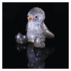 Kép 5/7 - EMOS LED karácsonyi pingvin, 20 cm, 3x AA, beltéri, hideg fehér, időzítő